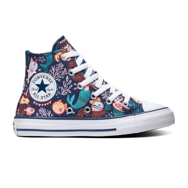 | Converse Kids Chuck Taylor All Star Unicorn