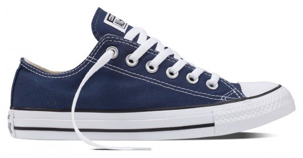 Chuck Taylor All Star Ox Navy Segeltuch
