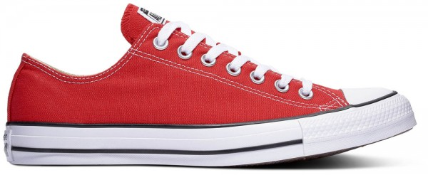 Chuck Taylor All Star Ox Rot Segeltuch