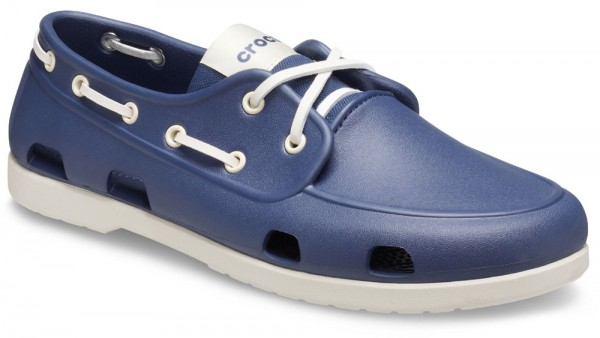 Classic Boat Shoe Men Navy / Stucco Croslite
