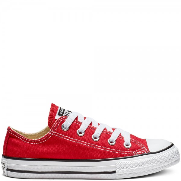 Chuck Taylor All Star Kids - Ox - Rot Segeltuch