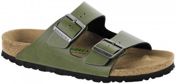 Arizona Pull Up Olive Vegan Birko-Flor