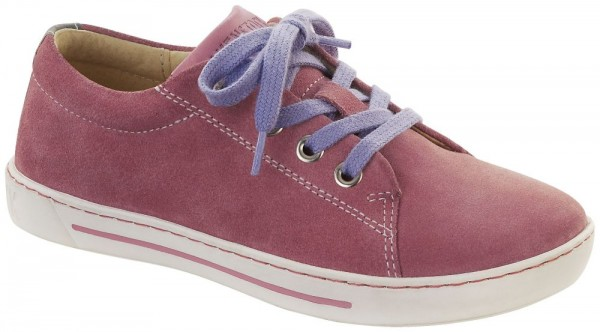 Arran Kids Berry Veloursleder