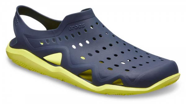 Swiftwater Wave Shoe Navy / Citrus Croslite