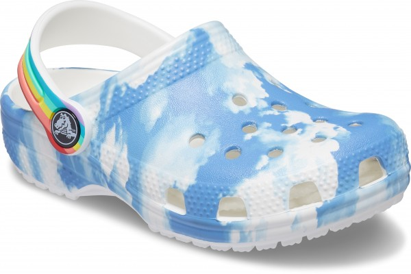 Classic Out of This World II Clog Kids Weiß Croslite