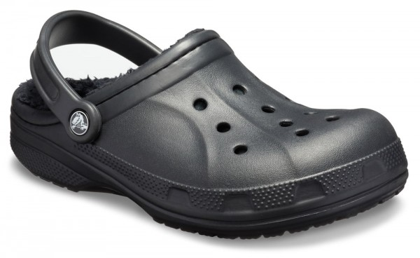 Schwarz Croslite Normal crocs Ralen Lined Clog Schwarz