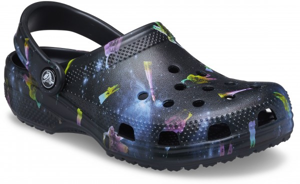 Classic Out Of This World Ii Clog Schwarz Croslite