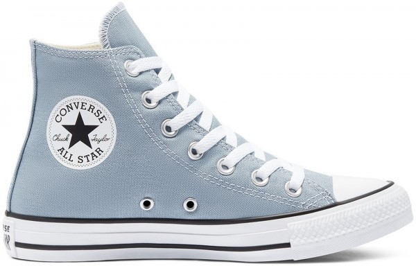 Chuck Taylor All Star Seasonal Color - Hi - Obsidian Mist Segeltuch
