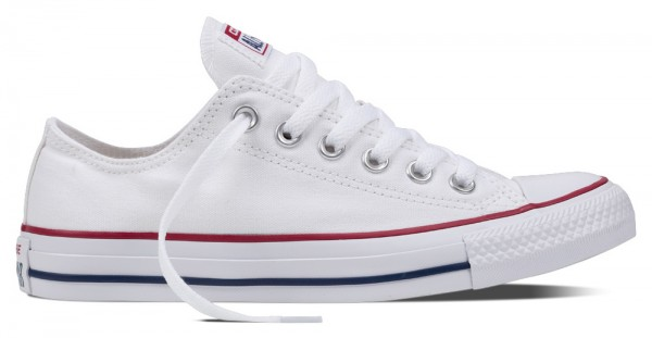 Chuck Taylor All Star Ox Optical Weiß Segeltuch