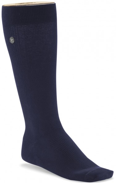 Cotton Support Sole Men Navy 1 Paar Baumwolle