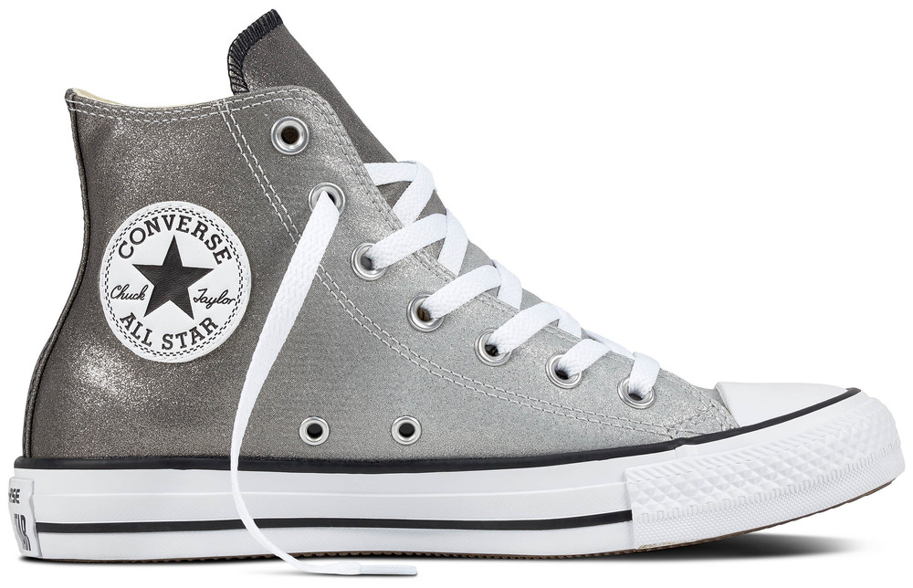 7fbcd99c6bbbed ... authentic converse chuck taylor all star hi ash grau 2d76d ff08c