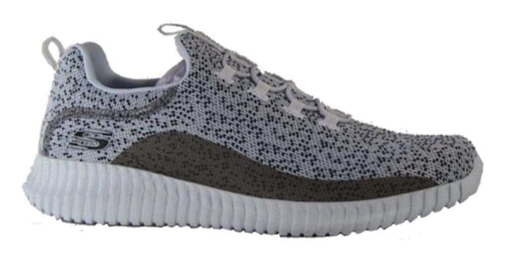 Skechers-elite-Flex-muzzin-blanco-negro-textil-ancho-normal-textil