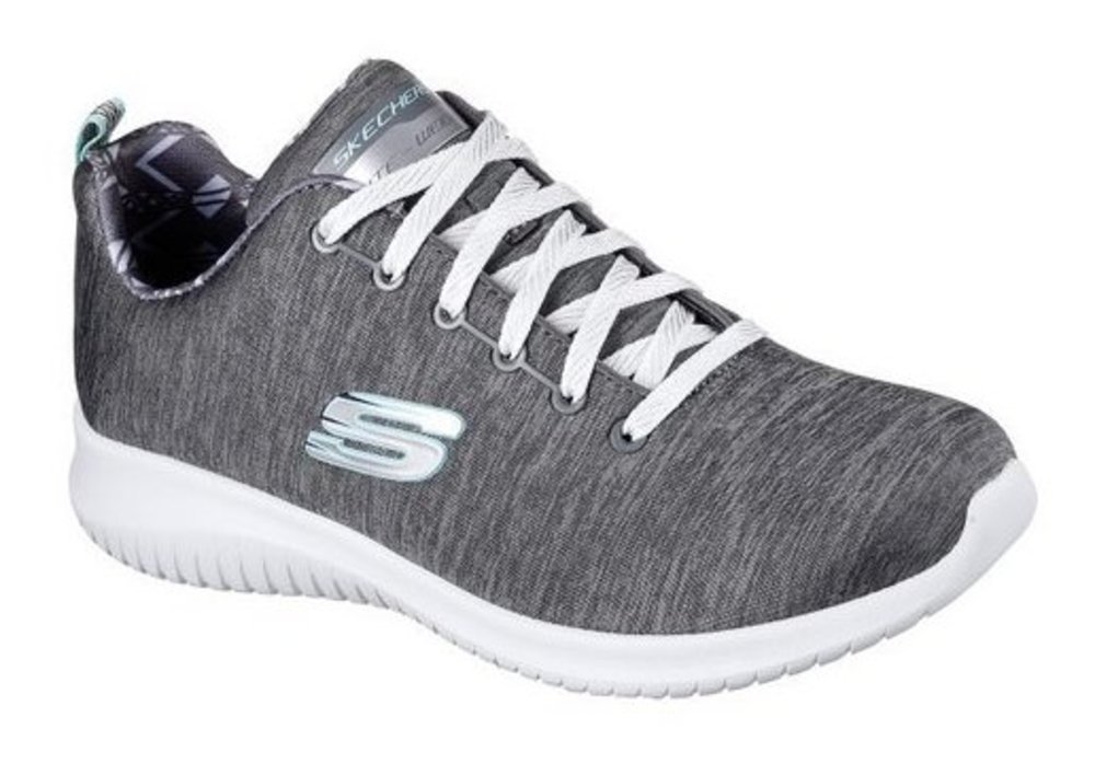 Skechers Ultra Flex - Grau First Choice - Grau - Textil, Weite: normal Textil 3b4fbd