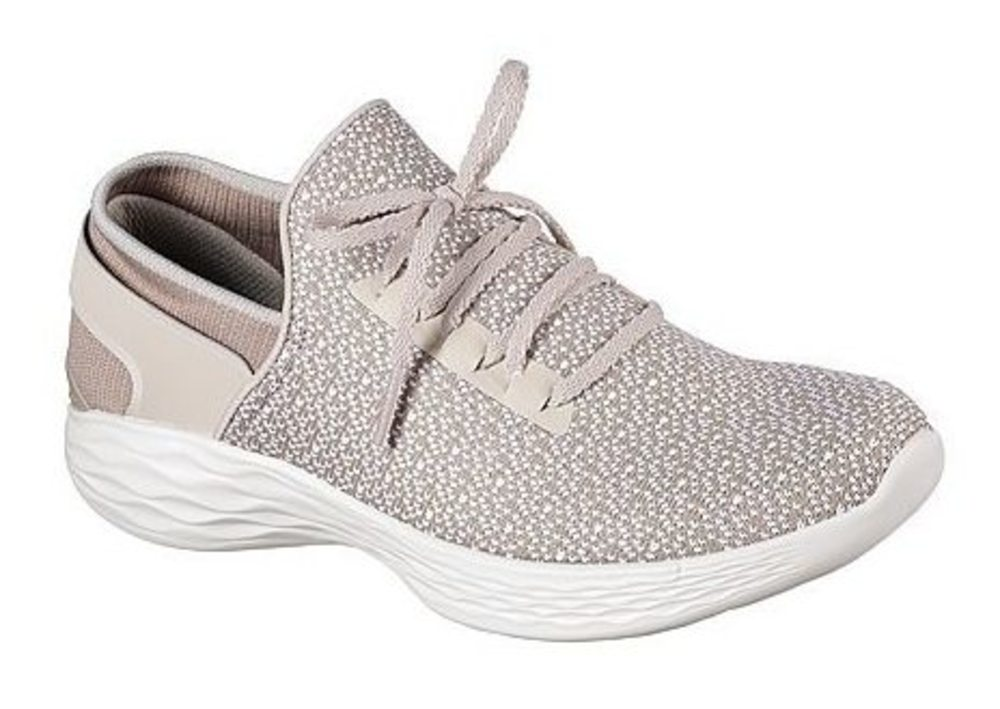 Skechers You - Inspire - Nature Textil, Weite: normal Textil